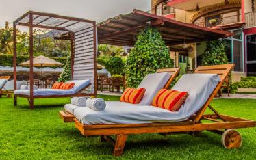 Hotel con alberca Chapala