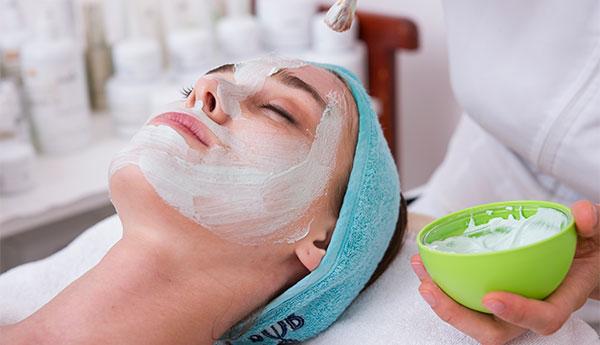 Tratamiento facial Spa El Chante